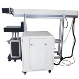 Cheap 30W Galvo CO2 Laser Marking Machine Wood Price