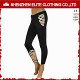 New Design Fashion Patch Leggings Sport Fitness Yoga Wear (ELTFLI-17)