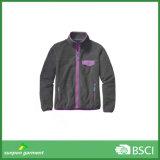 China Garments Factory Wholesale Custom Winter Man Polar Fleece Jacket