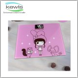 Cartoons Shape New Slim LCD Weighing Scale for Gift