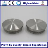 Stainless Steel Handrail End Cap for Glass Railing and Balustrade