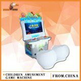 Hot Sale Coin Operated Double Players Equipment Kids Lottery Fishing Amusement Game Machine
