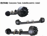 Trailer Part Eccentric Axle (concave type)