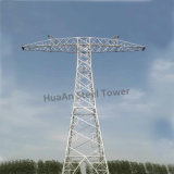 Electric Power Transmission Galvanized Self-Support Angle Steel Tower