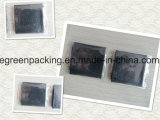 Black Microfiber Glasses Cleaning Cloth Individual Packing