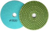 Flexible Stone Marble Granite Wet or Dry Diamond Polishing Pads