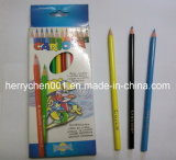 7 Inch Full Size Color Pencil (SKY-031)