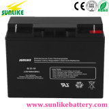 Solar Power Storage 12V18ah Rechargeable UPS Battery for Alarm Systems