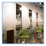 OEM Service Available ISO 9001 Certified Float Glass Barber Mirror