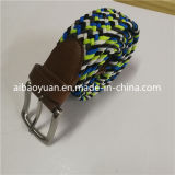 Fresh Color Braided Waist Belt, Appearel Accessoriess Belt