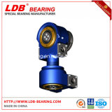 Dual Axis Slewing Drive with DC Motor Sde7 for Solar Tracking System