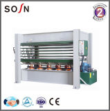 160 Tons Five Layers Plywood Hydraulic Hot Press Machine