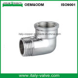 OEM&ODM Quality Polishing Brass Elbow (AV-BF-8003)