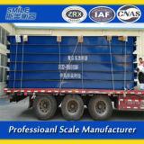 China 3X16m Electronic Digital 60 Ton Truck Weight Bridge