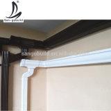 Good Price Hydroponic PVC Rain Gutter Plastic Pipe Fitting