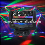 Super Speed RGBW 4in1 8PCS 12W LED Spider Beam