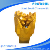 IADC127 Tricone Bit for Water Well Drilling