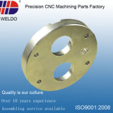 Small MOQ Precision CNC Lathe Turning Machining Steel Flang Parts