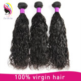 Natural Wave Hair Weft Virgin Remy Brazilian Human Hair Weaving