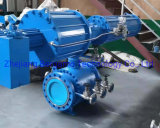China Manufacture Forged Cast Steel/Stainless Steel Flange Pneumatic Full/Reduce Bore Trunnion Ball Valve