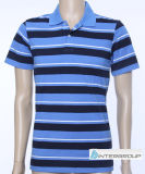 Men′s Cotton Polo T-Shirt (BG-M115)