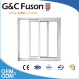 Reflective Tempered Glass Aluminium Sliding Window