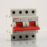 Global Availability DIN Rail Mount Manual 125A Changeover Switches I-0-II