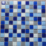 Swimming Pool Mosaic, Mosaic Wall Tile, Crystal Glass Mosaic (HSP301)