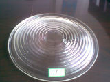 Optical Glass Fresnel Lens for Imager