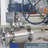 Floating Trunnion RF NPT Ball valve