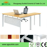 Square Steel Wood Lab Bench Furniture China (HL-GM023)