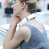 New Concept Electronic Smart Heating and Pulse Cervical Pain Relief Health Care Neck Massage Product