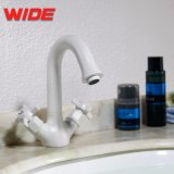 Upc Dual Handle China Cheap Bathroom Faucet From Wide