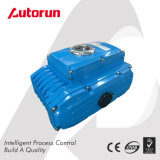 Compact Electric Actuator for Industrial Valve