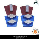 Metal Concrete Grinding Pad/Werkmaster Grinding Pad