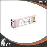 CISCO XFP-10G-mm-SR Compatible 10GBase Ethernet/Fiber Channel SR LC, 300 meters, 850 nm XFP transceiver.