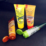 Cheap Plastic Cosmetic Tubes with Screw Cap for Facial Cream