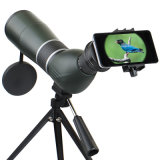 (KL5021)   45X60A Birds Telescope Single-Tube Outdoor Telescope with Tripot  Hunting Spotting Scope