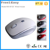 Fashion and High Precision Optics Wired USB Optical Mouse