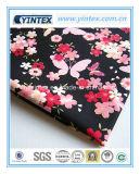 Wholesale Black Cotton/Polyester Blend Fabric