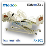 Ultra-Low Three Function Electric Hospital Patient Care Bed