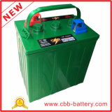 Cbb 6V 225ah Deep Cycle Flooded Battery for Golf Cart
