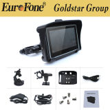Trade Assuranced Product 4.3 Inch Waterproof Motorcycle GPS Navigator