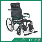 CE/ISO Approved High Quality Cheap Steel Wheel Chair (MT05030010)