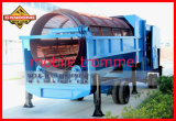 Mobile Mining Processing Plant Movable Mining Plant Equipment