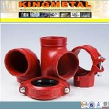 """UL FM Approved 1""""-12"""" Ductile Iron Fire Fittings"""
