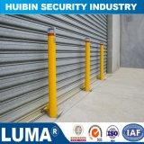 Parking Barrier Static or Fixed Bollard with Painting Coat Gate