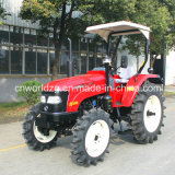 Small Chinese New Brand Wheel Tractor with 40 Kw Engine