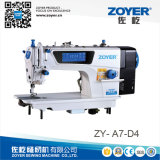 Zy-A7-D3 Zoyer Speaking Screen Touch Direct Drive Auto Trimmer High Speed Lockstitch Industrial Sewing Machine