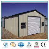 New Populor Cheaper Hot DIP Galvanized Easy Installation Waterproof Prefab Garage for Sale